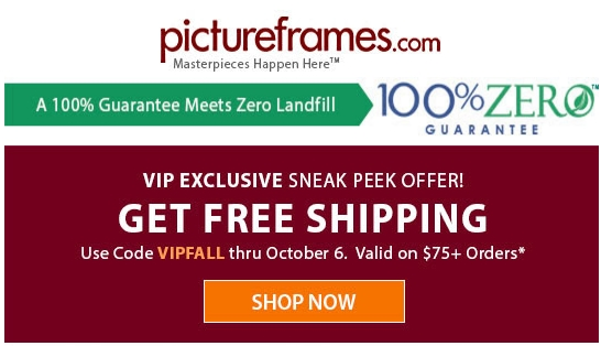 Discount coupons for pictureframes.com / Baby diego coupons