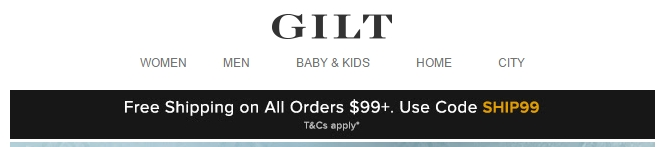 Related Gilt Coupons
