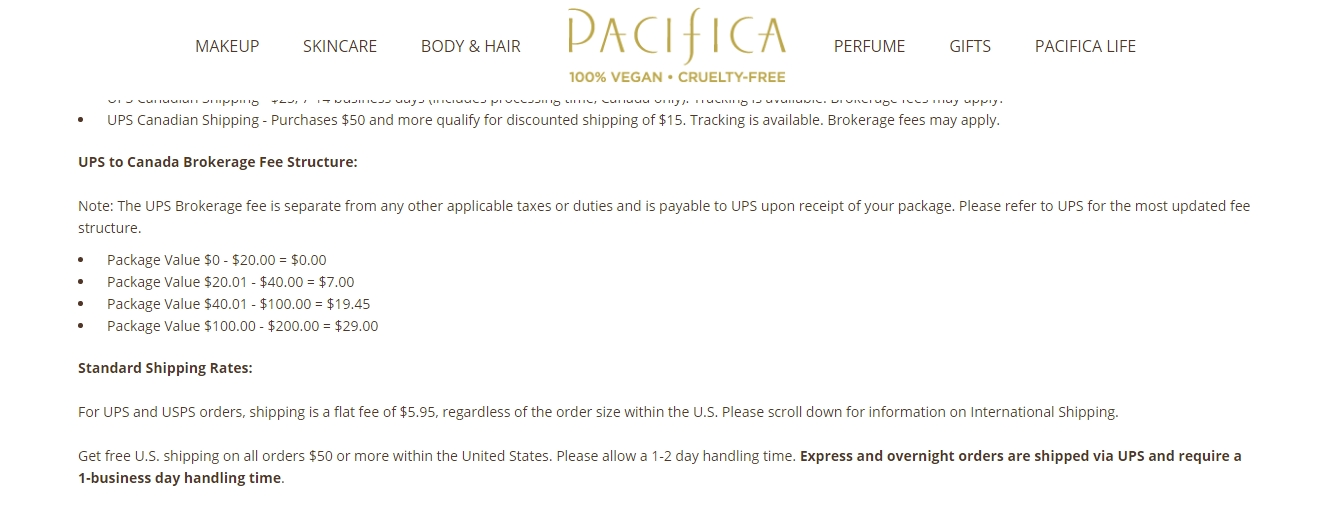Pacifica Coupon Codes Show less Show more. Favorite. If you're concerned about the quality and ingredients of the products you use on your face and body, shop Pacifica for natural, vegan, gluten-free and cruelty free cosmetics and skin care products. Pacifica products really work, and look and smell beautiful without the use of any harmful.