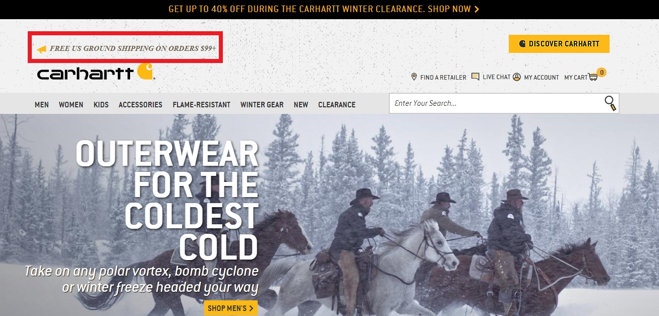 Carhartt coupon codes november 2018