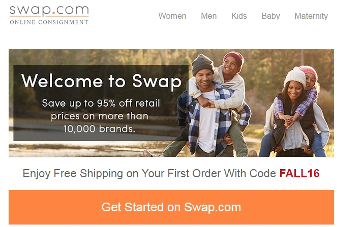 Swap com coupon code
