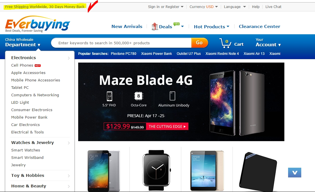 Find Everbuying coupon code, discount codes and deals at CouponCodeOn. Provides great electronics products at wholesale prices. Buy online electronics, gadgets and cell phones at o79yv71net.ml! Get 60% Off with Everbuying coupon code, promo codes and deals. Please give your valuable ratings and reviews for Everbuying.