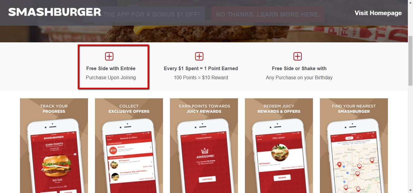 It is a photo of Gutsy Smashburger Printable Coupons