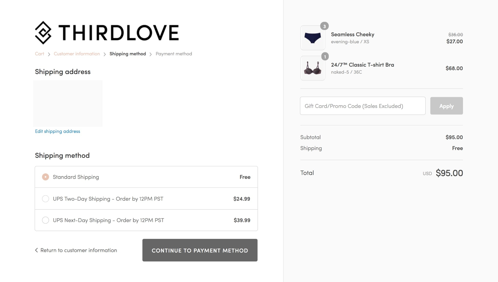 Thirdlove coupon code