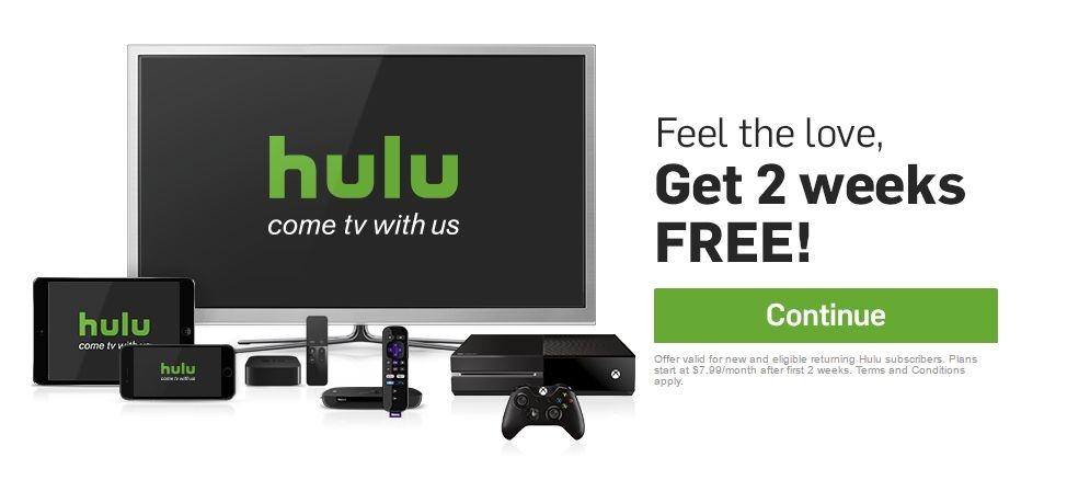 Hulu coupon code