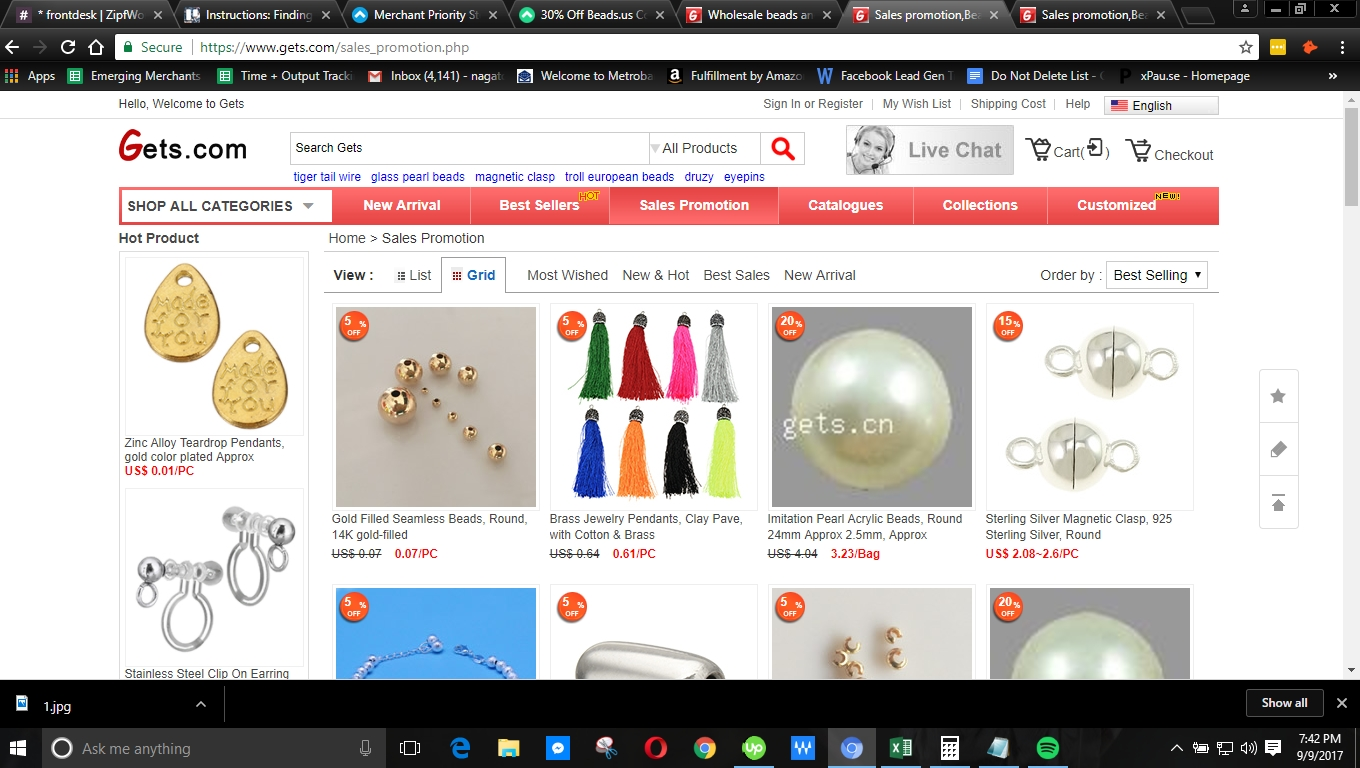 Latest muspace.ml promo codes from the largest online beads supplier, use these promo coupons codes to save! ¤ Promo Coupons Usage Rules. 1. These Promo Coupons can only be used in this store.