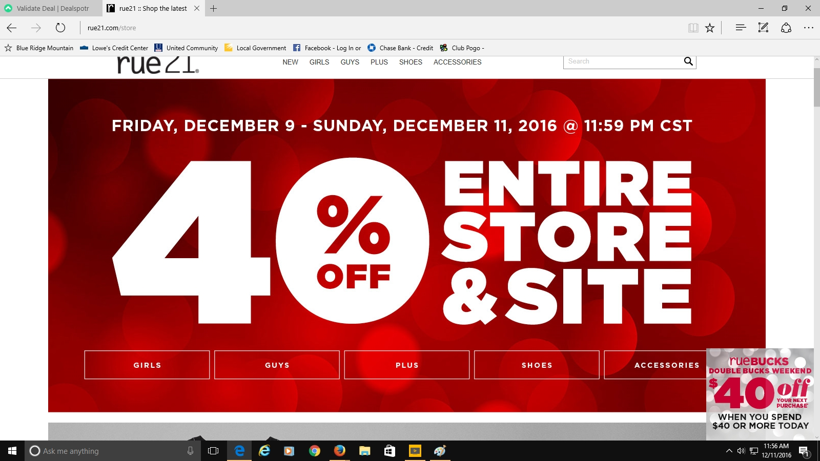 Rue 21 coupons printable december 2018