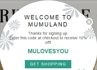 Show me your mumu coupon code
