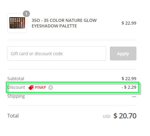Ofra coupon code