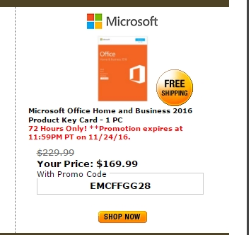 Purchase Microsoft Office Products Office Professional , Office Home & Business , Microsoft Office Home & Student ,Office Language Pack at great prices by using Microsoft Office Promo Code.