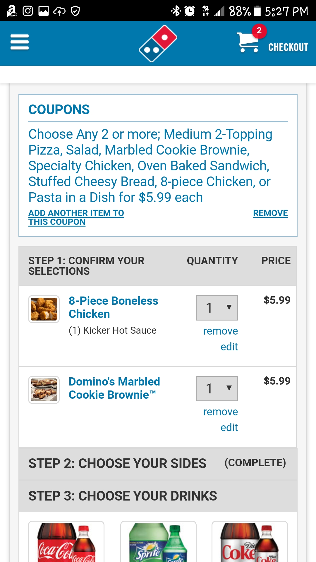Dh100 dominos coupon code
