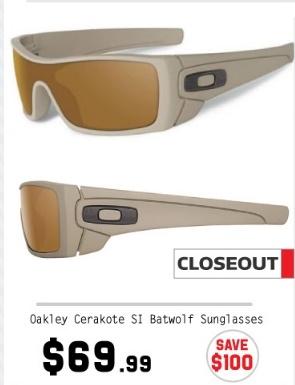 Oakley si coupon code