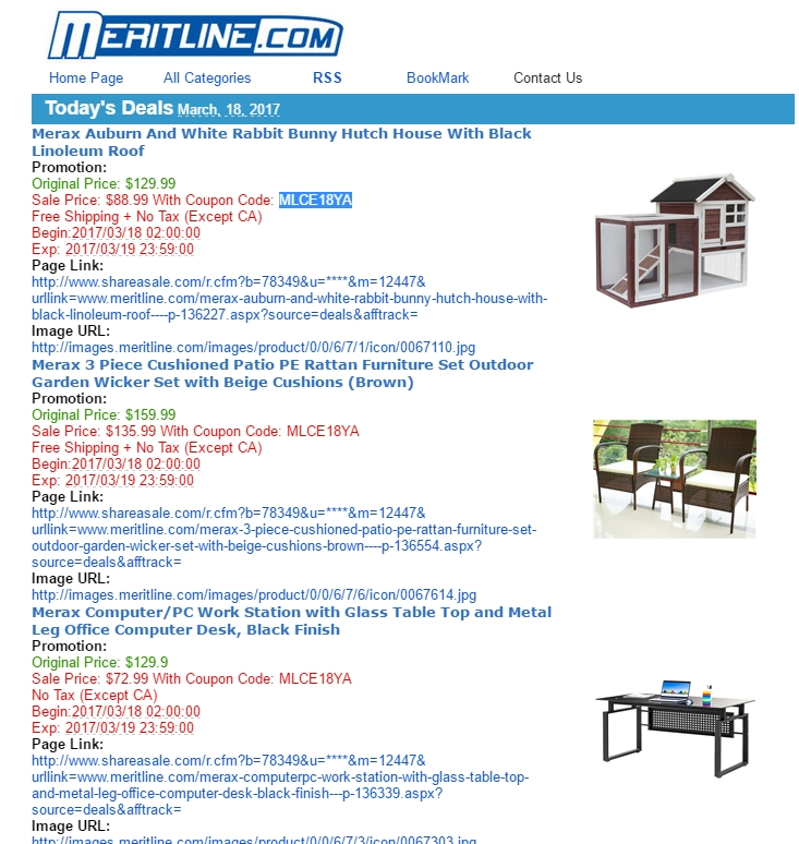 For Meritline we currently have 9 coupons and 0 deals. Our users can save with our coupons on average about $Todays best offer is Brother High Yield Inkjet Cartridges Combo for $ + Free e3lenak3ena.ml you can't find a coupon or a deal for you product then sign up for alerts and you will get updates on every new coupon added for Meritline.