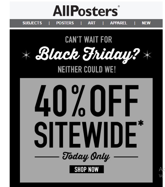 How to Get an Allposters Coupon
