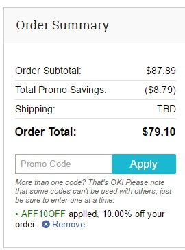 Vitacost coupon code