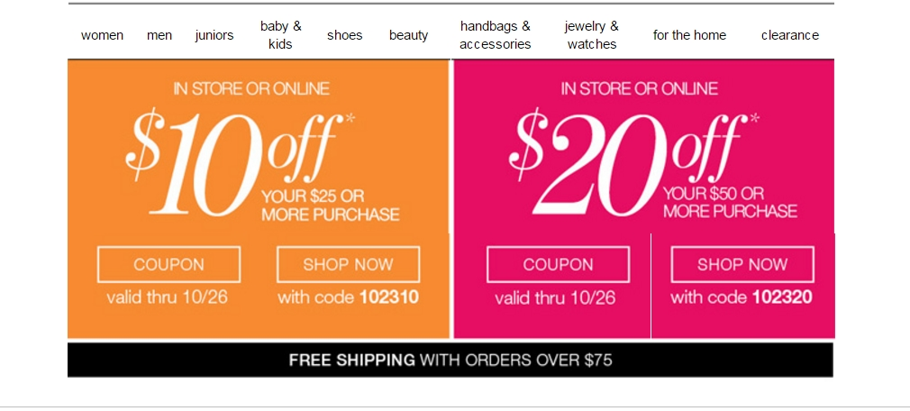 picture regarding Peebles Printable Coupon named Peebles discount coupons / Bargains absent wild kitchener