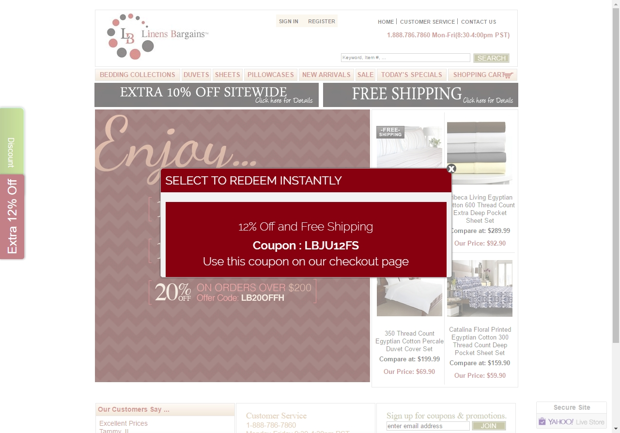 linens and things coupon code free shipping