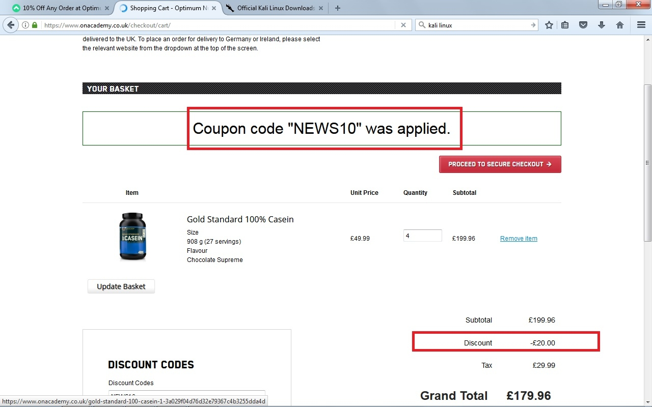 Moss nutrition coupon code