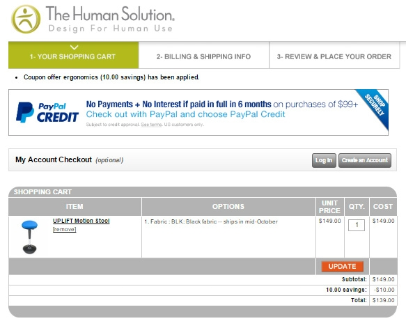 Human solution coupon code