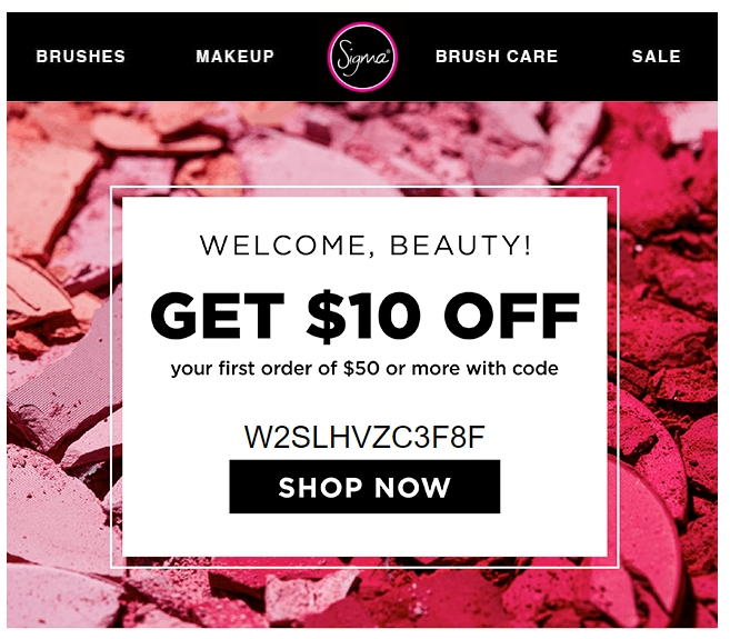 Sigma beauty coupon code