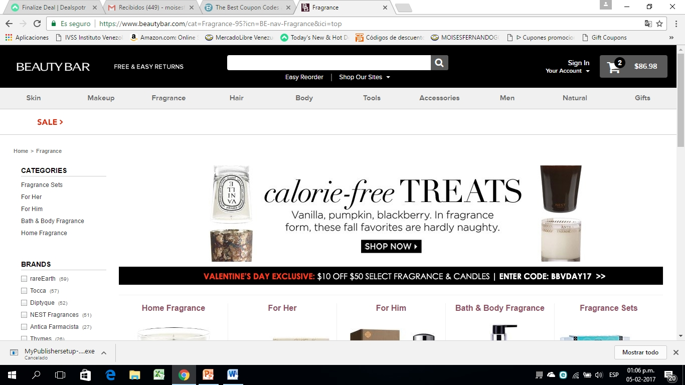 Beautybay coupons