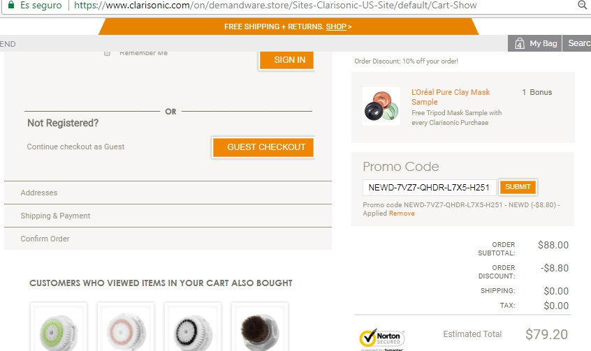 Clarisonic coupon code
