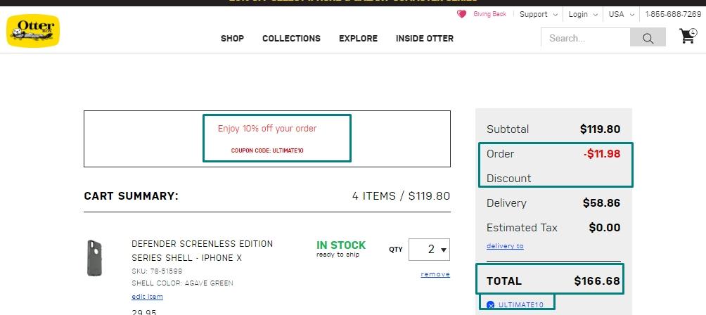 Otterbox coupon code may 2018