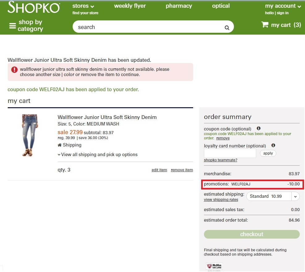 image regarding Shopko 20 Off Printable Coupon identified as Shopko code : Virgin media broadband promo code
