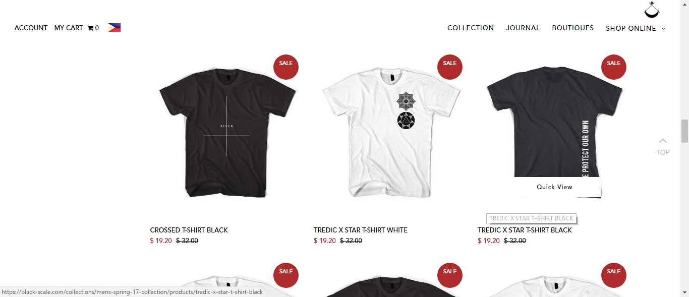 Black scale coupon code