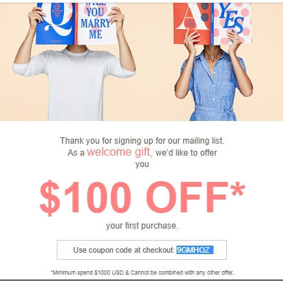 James allen coupon code
