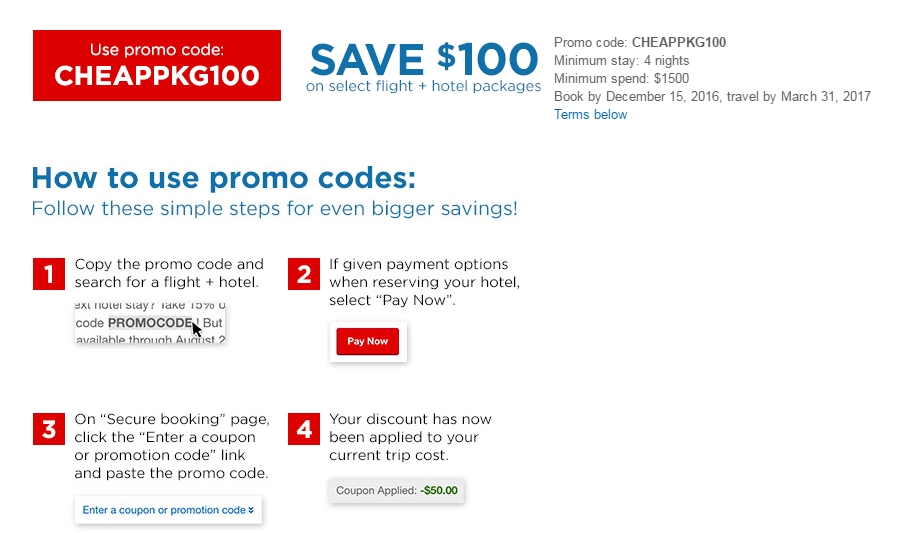 Cheaptickets coupon code