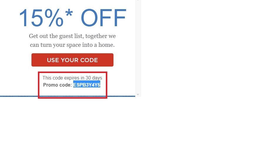 Bellacor coupon code