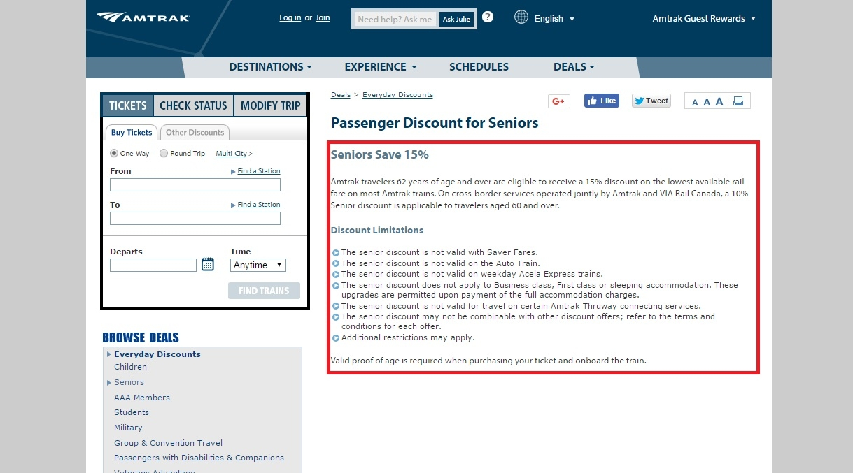 Amtrak coupon code 2018