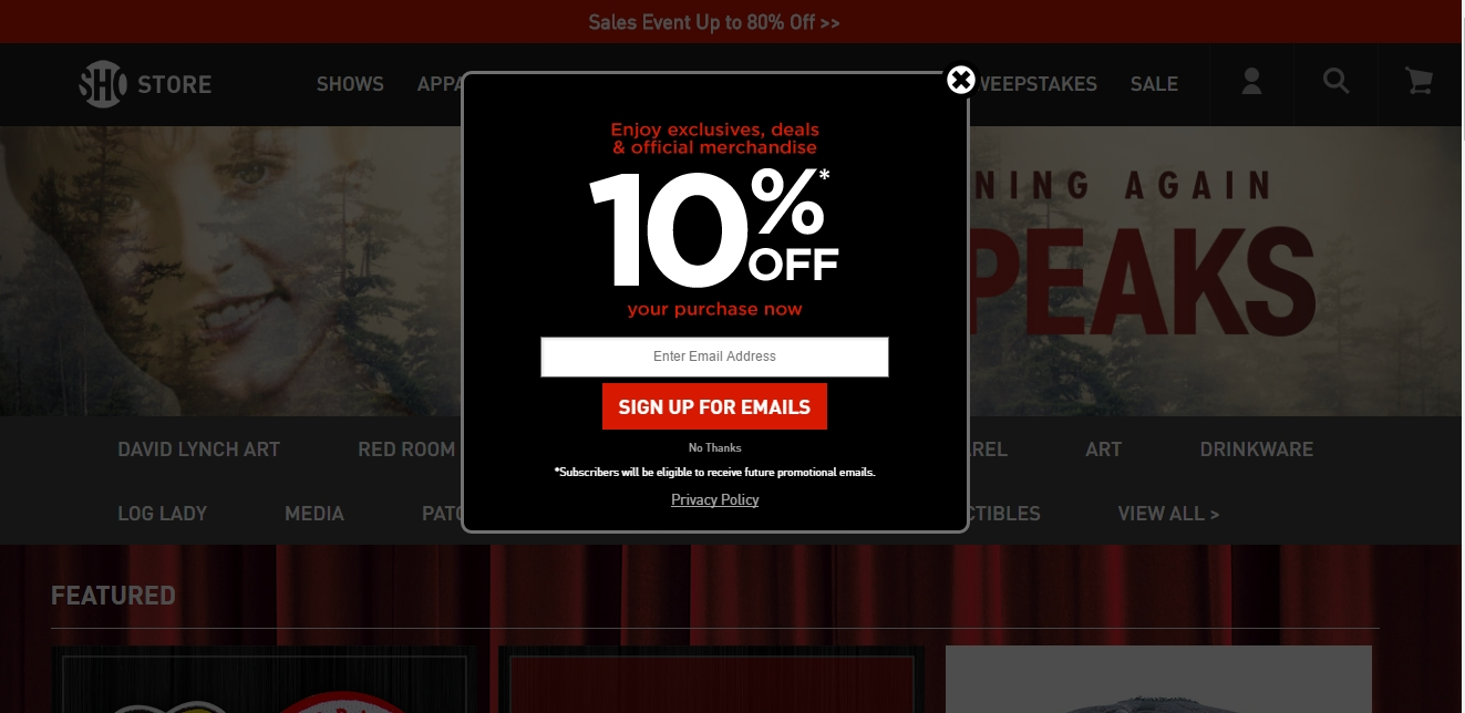 15% off Showtime Promo Codes & Coupons - auctionsales.tk 15% off Showtime's got DVD seasons and box sets, clothes and gift items you won't find anywhere else, and great deals when you order with Showtime coupon codes: Build your home-viewing library with single seasons and multi-season sets of Dexter, The L Word, Homeland, Queer as Folk, and The Tudors.