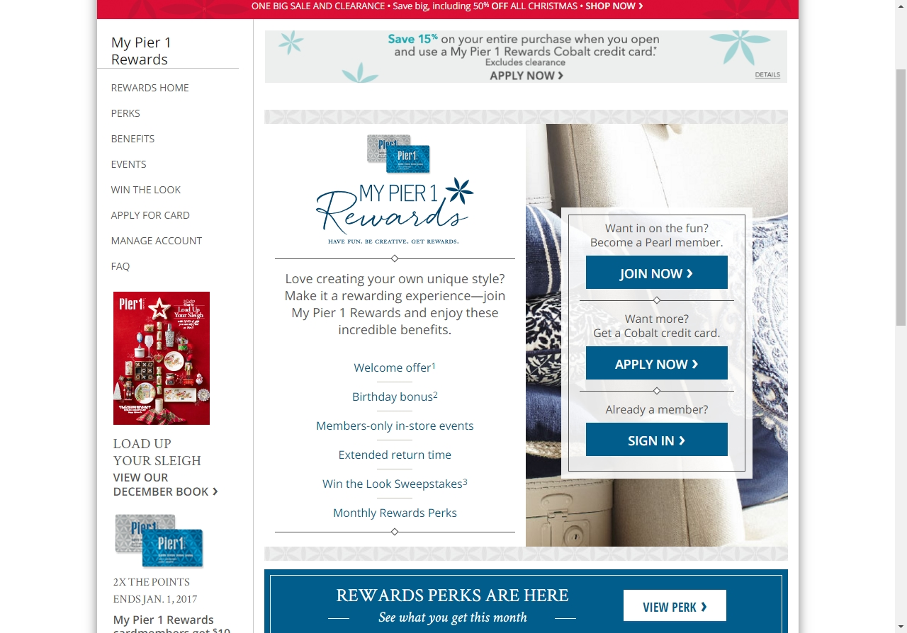 Pier one coupons code 2018