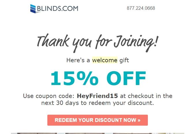 Blinds 2 go voucher code