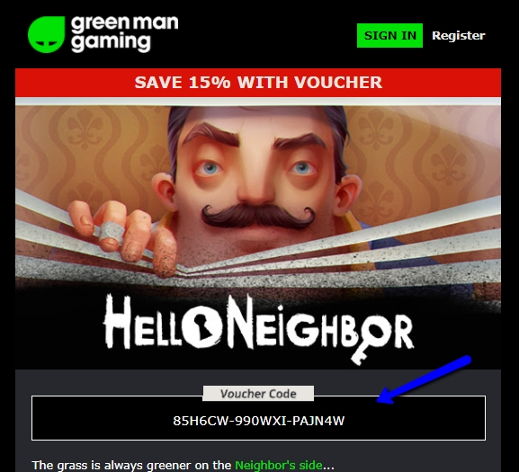 20 off coupon green man gaming
