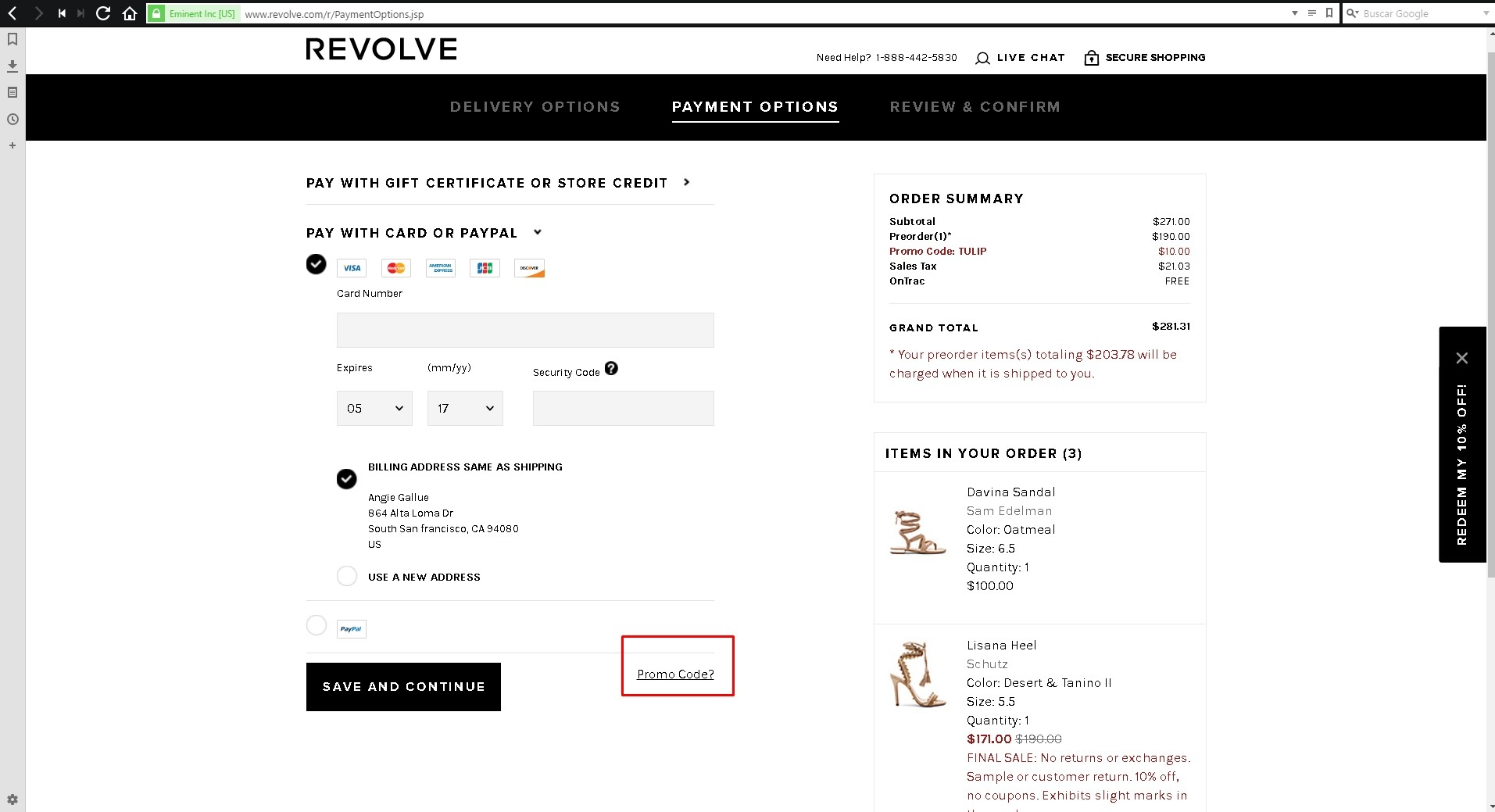 Revolve coupon code 30 off