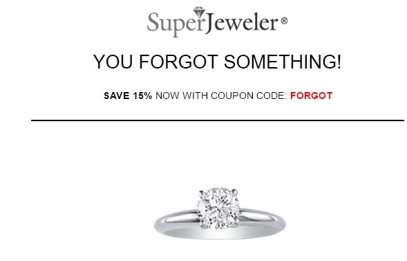 Superjeweler discount coupons