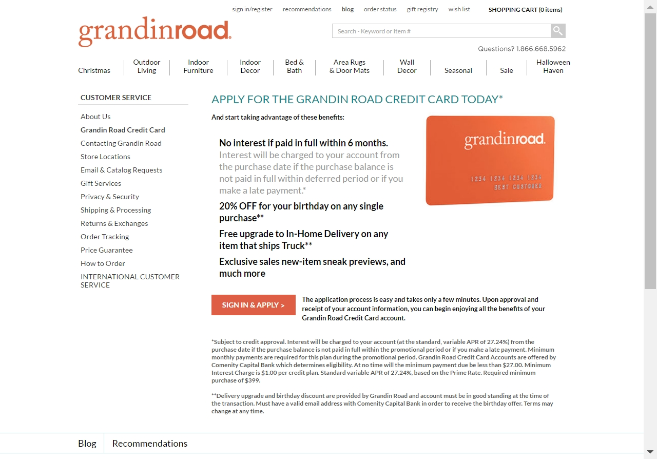 Grandin road coupon code