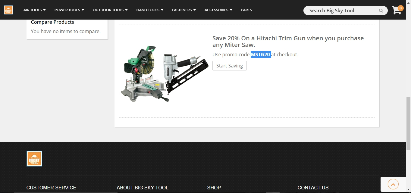 Find the latest verified Big Sky Tool promo codes, coupons & deals for December Save now on your next Big Sky Tool online purchase.