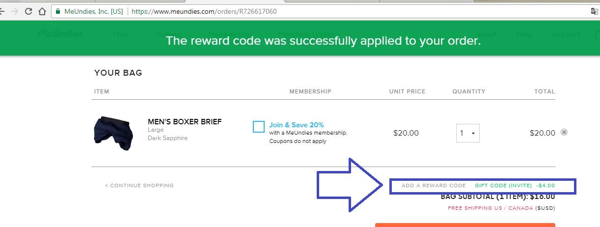 Meundies coupon code