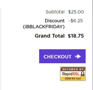 I blason coupon code