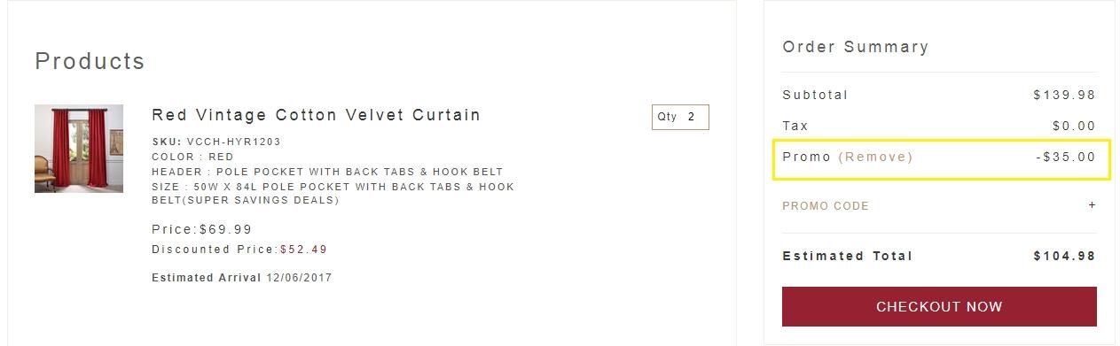 Half price drapes coupon code