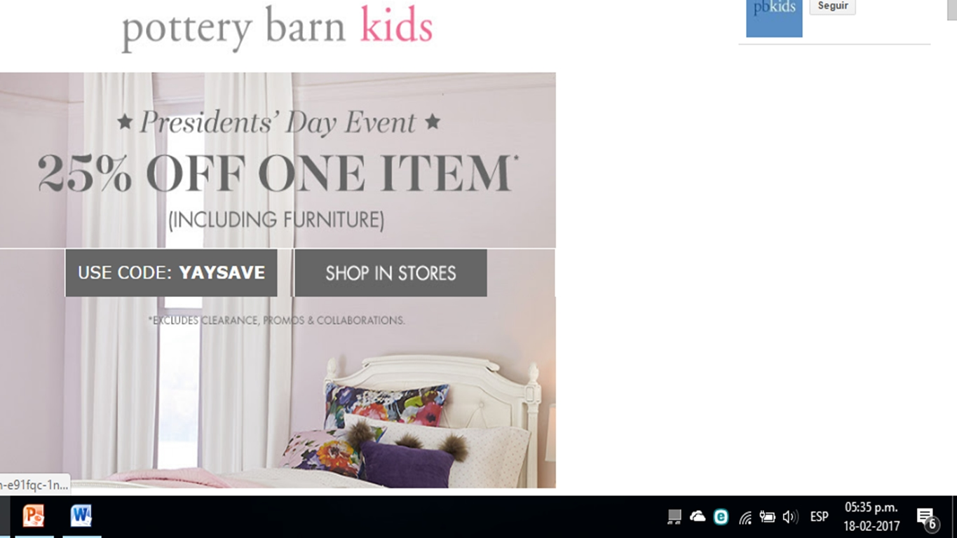 Pottery barn discount coupons