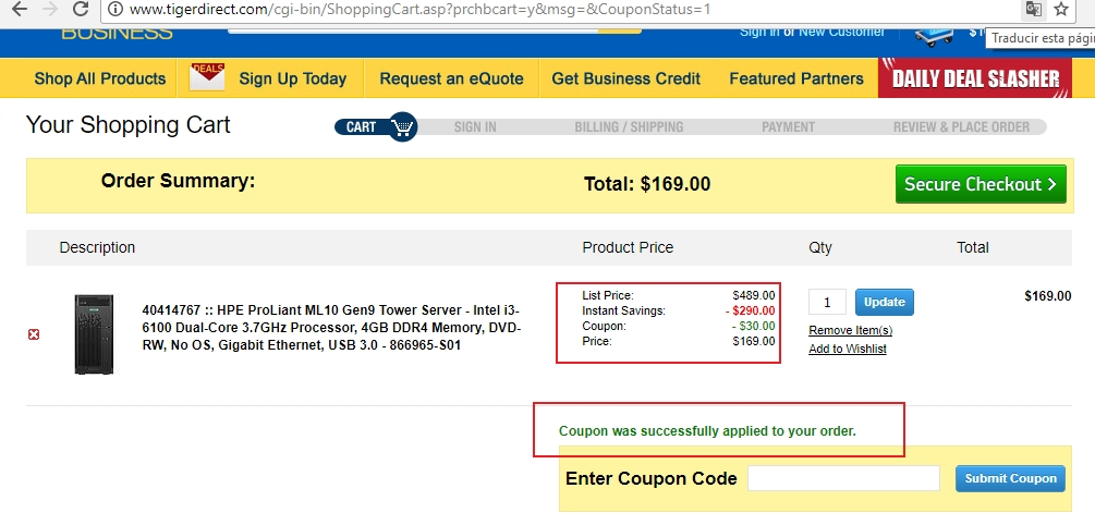 Tigerdirect coupon code 10 off