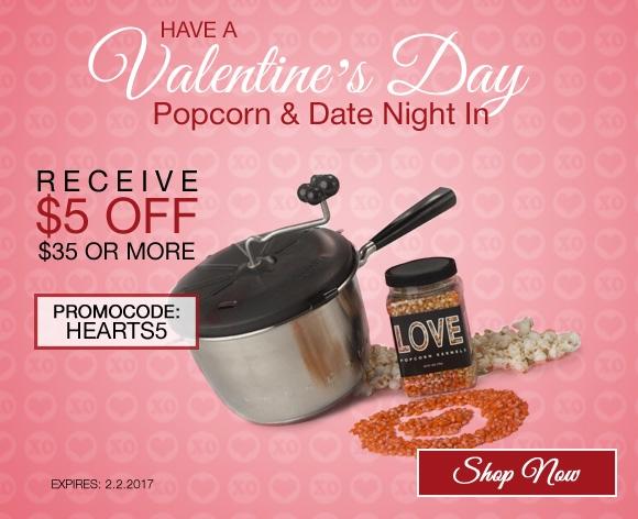 Coupon code popcorn popper
