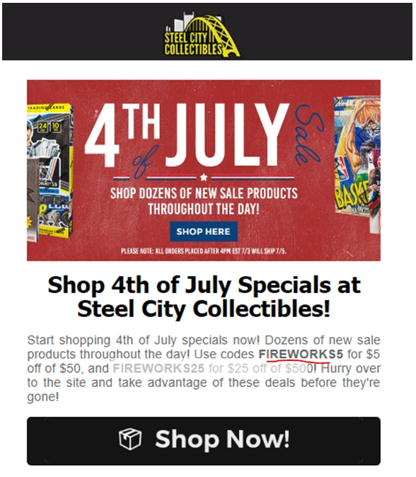 Steel City Collectibles is offering 15% Off Offer at Steel City news4woman.tk now and make the best of this sale. Apply the voucher and voucher code on checkout page to extra discount. Discount time is limited,use the discount code and book now.