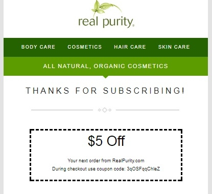 If you are looking to save on cosmetics, all-natural, organic, real purity, deodorant, lipstick, foundation, blush, eye shadow, using an Real Purity coupon code is one way to save yourself a tremendous amount of money upon checkout.5/5(1).