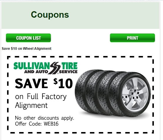 Discount tire coupons 2019